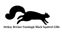 McKay Bricker Framing and Black Squirrel Gifts